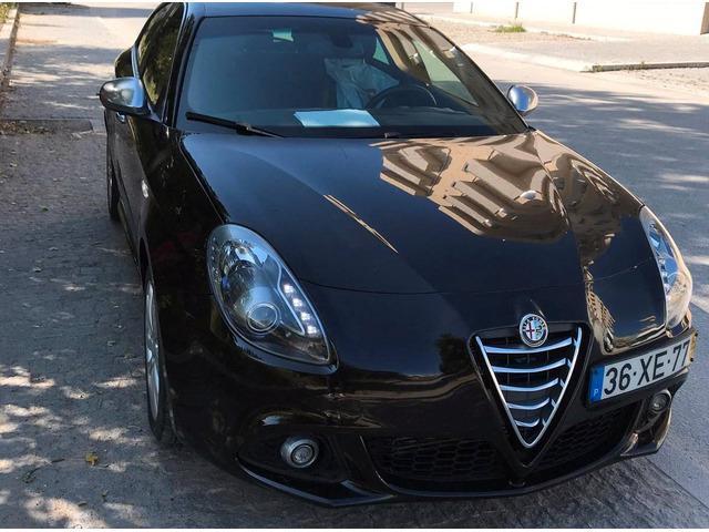 Alfa romeo giulietta 1.6 jtdm- 5000€