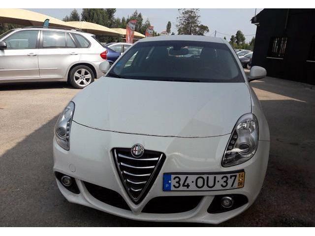 Alfa romeo giulietta 1.6 jtdm distinctive-4700€