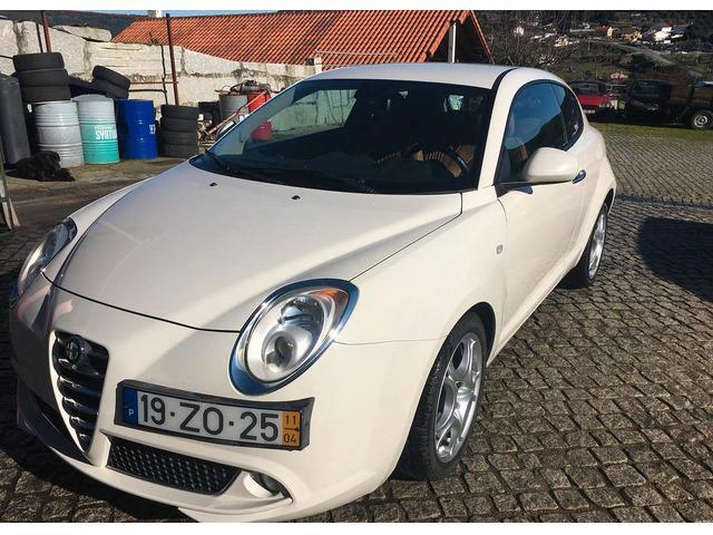 Alfa romeo mito 1.3 jtd - 3500€