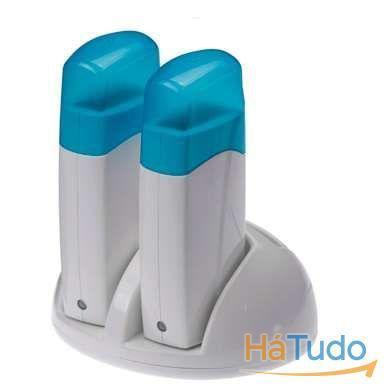 Cera - aquecedor de roll on duplo - stock limitado