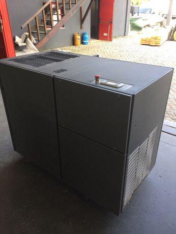 Compressor mattei 40cv +secador +depósito