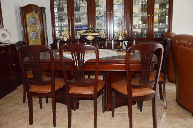 Mobília de sala nova para venda