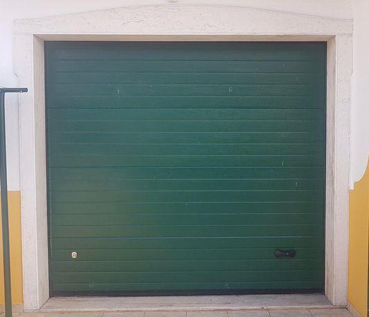 Portão garagem c/automatismo (preço fixo)