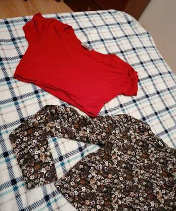 Blusas/ tshirts variadas