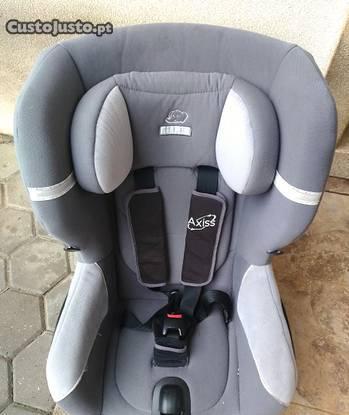 Cadeira auto rotativa axiss (bébé-confort)