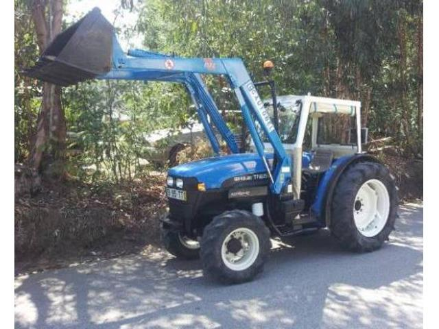 Trator 2500 new holland