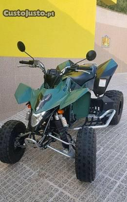 Suzuki ltz 400 limited edition unico dono