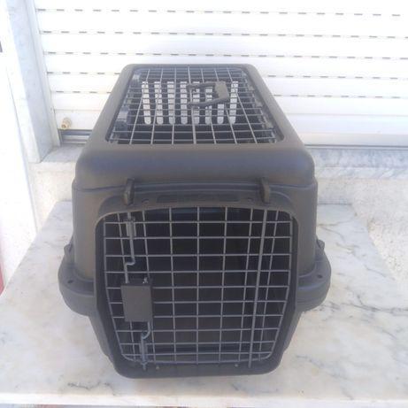 Caixa transportadora de animais de pequeno porte anione