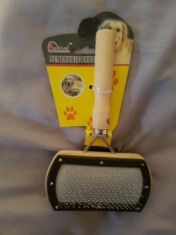 Escovas para animais de estimação (cão, gato)