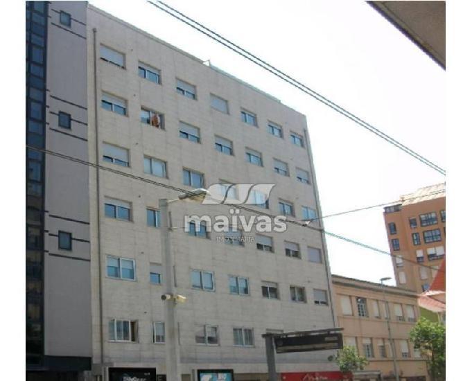 Apartamento t2 em matosinhos - sul, em plena avenida da...