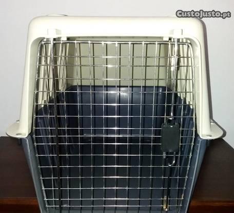 Caixa transportadora cães/gatos