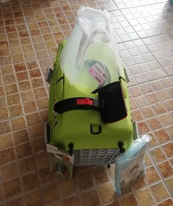 Caixa transporte cão / gato