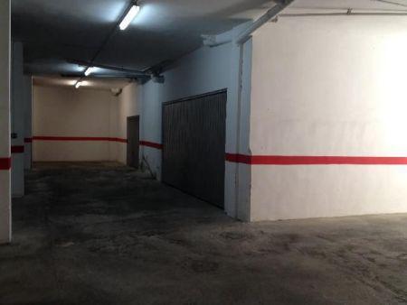 Garagem exterior