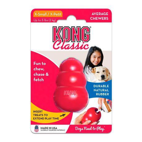 Kong classic brinquedos