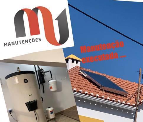 Prestação serviços manutenção de painéis solares