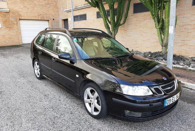 Saab 9-3 sport hatch 1.9 tid 150cv