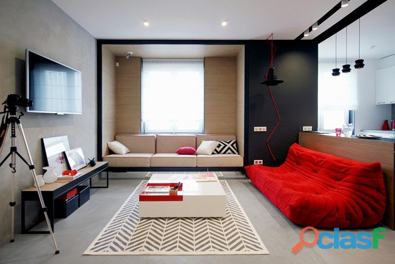 Apartamento de luxo 1 quarto
