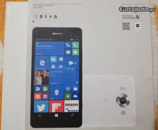 Lumia 950 ds black