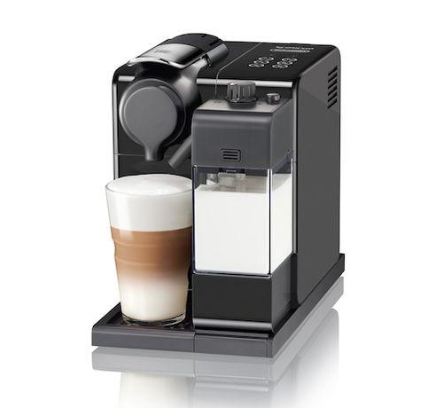 Maquina nespresso lattissima touch black nova