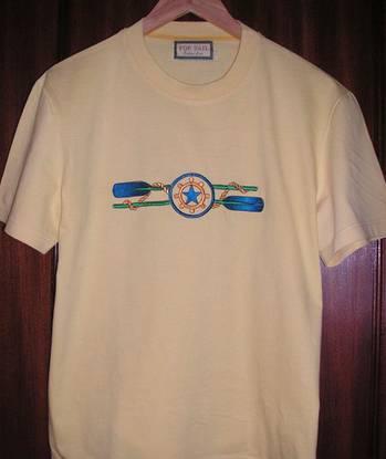 T shirt / camisola sail
