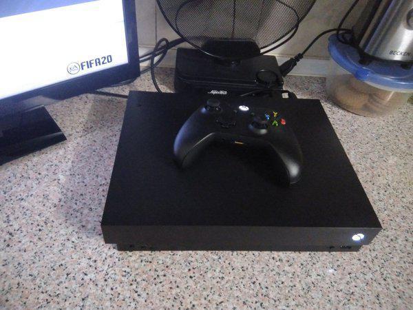 Xbox one x nova
