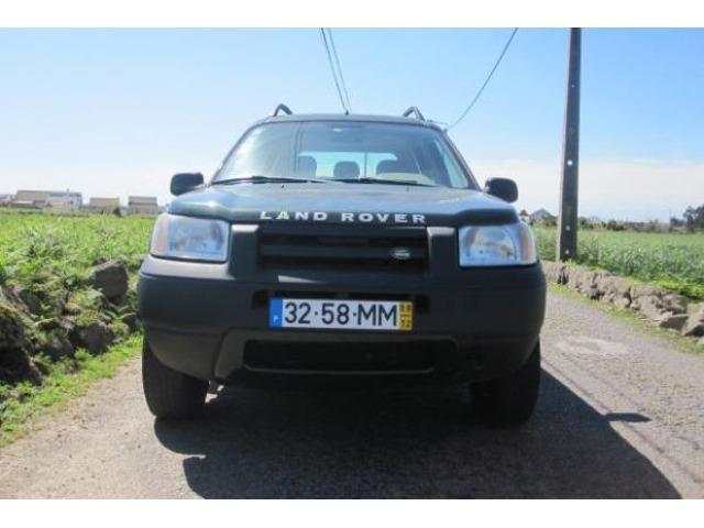 Land rover freelander 1.8i 2000€