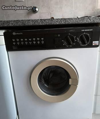 Máquina de lavar roupa bauknecht wa 5020 bn