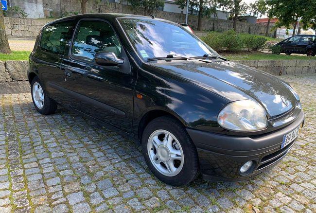 Renault clio 1.2 16v tech´road