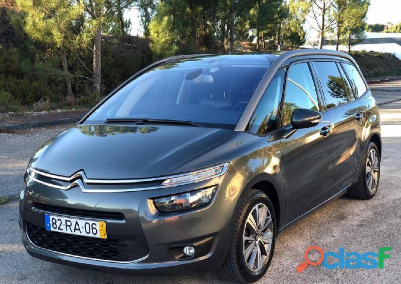 Citroën C4 Grand Picasso Exclusive
