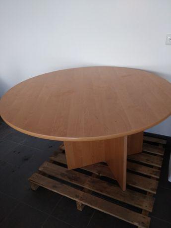 Mesa redonda e cadeiras ikea