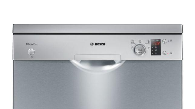 Máquina lavar loiça inox bosch