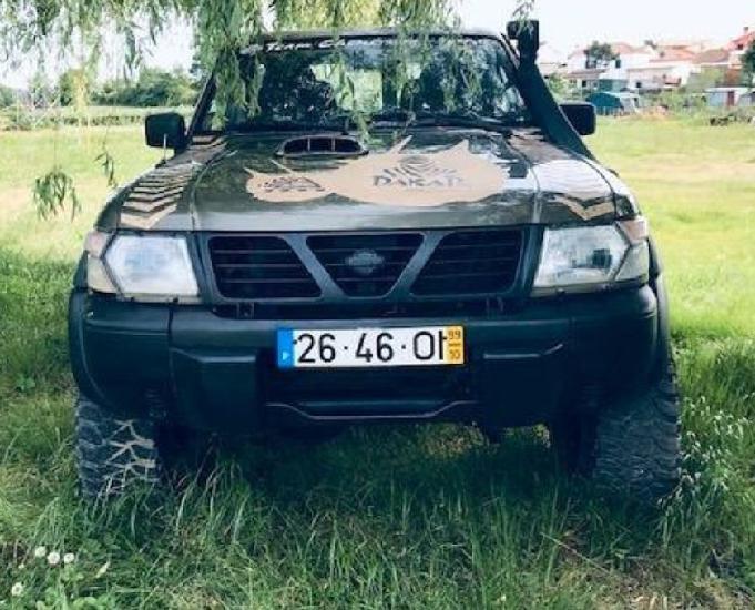 Nissan patrol gr y61 troco-4500€