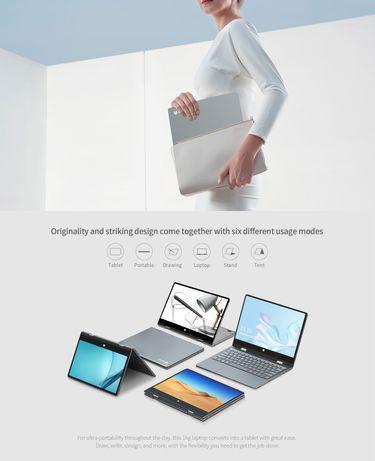 """Computador e tablet, 8gb ram, 256gb rom, ecrã 11,6"""" 360"""
