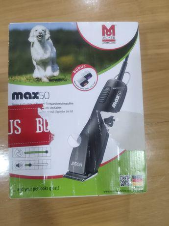Máquina tosquiar moser max 50