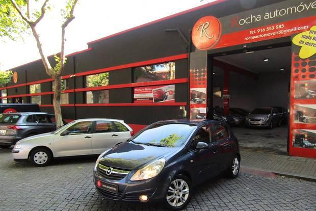 Opel corsa 1.2 hatchback - 07