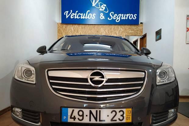 Opel insignia sw 2.0 cdti cosmo - 13