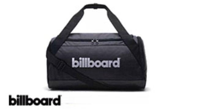 Saco / mala de desporto billboard novoentrega imediata