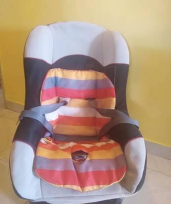Cadeira auto chicco reclinável