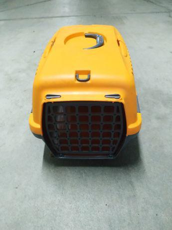 Caixa transportadora para gatos