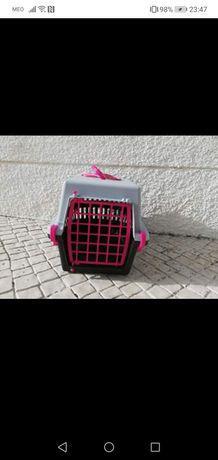 Caixa transportadora para gato