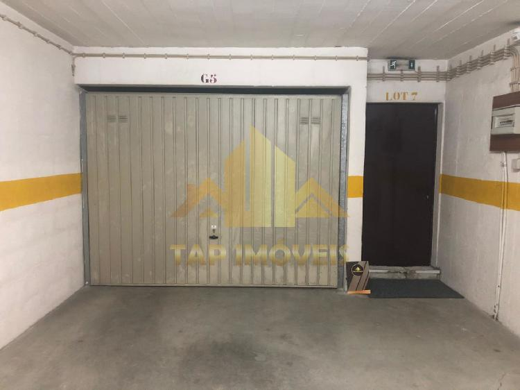 Garagem no bonfim