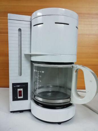 Máquina de café de filtro marca clatronic