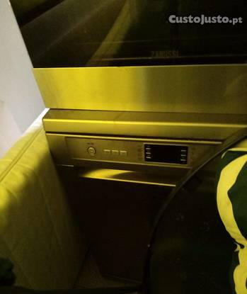 Máquina lavar loiça inox