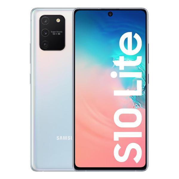 Smartphone samsung galaxy s10 lite branco - 6.7
