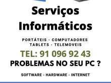 Técnico de informática reparação de computadores ao