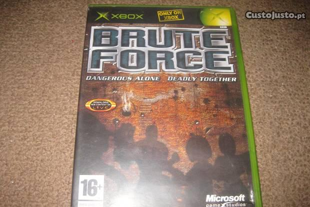 "Jogo ""brute force"" para xbox/completo!"