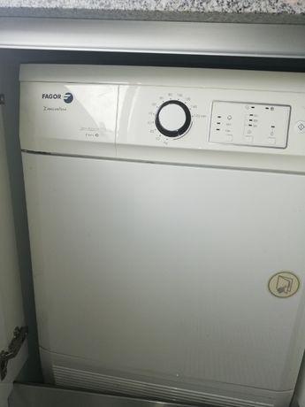 Máquina secar roupa fagor [condensação]8kg
