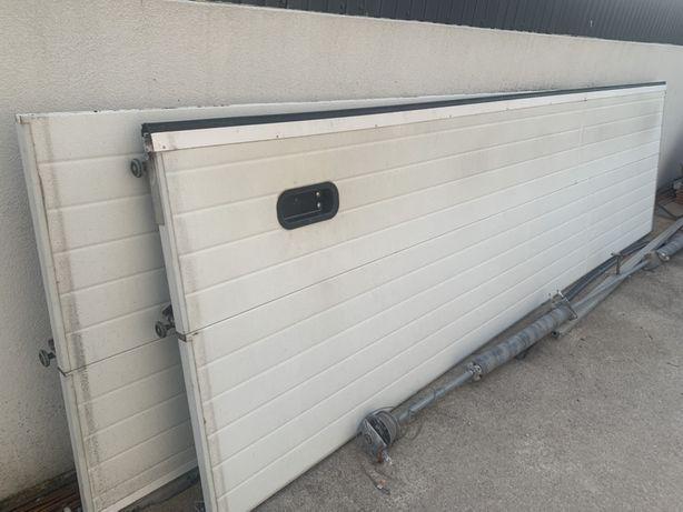 Portão garagem seccionado