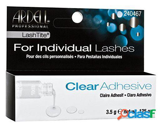 Ardell individual eyelashes glue transparent