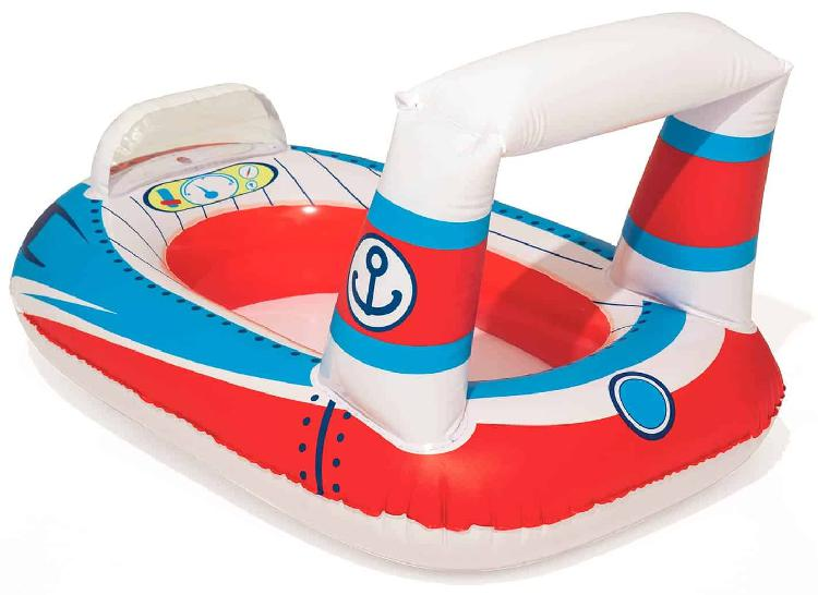Barco insuflável p/ crianças - bestway